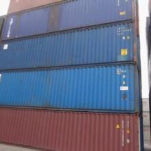 供应福建晋江地区旧集装箱出售成色好图片