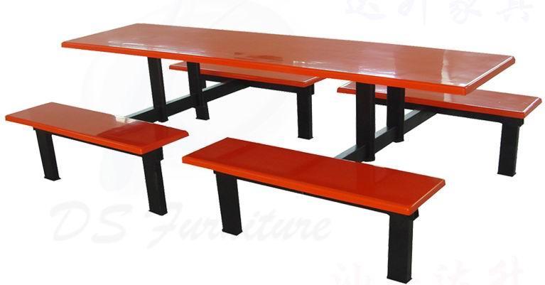 供应海南员工餐桌玻璃钢餐桌玻璃钢餐桌