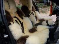 供应羊毛厂家羊毛汽车坐垫汽车靠背批发