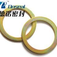 金属缠绕垫片用定位环和加强环图片