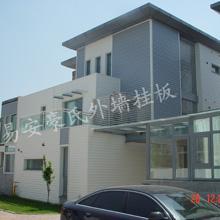 供应北京易安pvc外墙挂板外墙装饰板外墙装饰挂板批发
