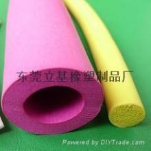 供应发泡硅胶管,耐高温发泡硅胶管,密封发泡硅胶管,橡胶发泡硅胶管