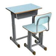 北京木制课桌厂家定做升降课桌批发图片