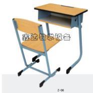 固定式学生课桌椅销售图片