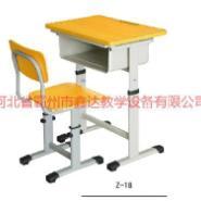 山东方管圆管课桌椅厂家图片