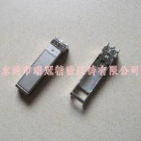 供应东莞电子连接器SFP光模块外壳压铸