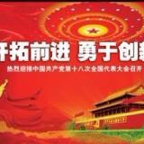 供应开拓前进勇于创新 热烈迎接中国共产党第十八次全国代表大会胜利召开