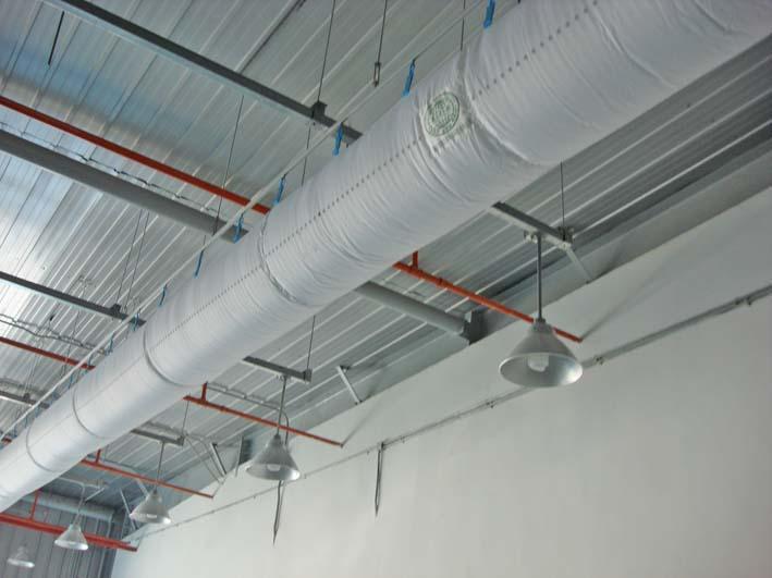 纤维风管图片/纤维风管样板图 (2)