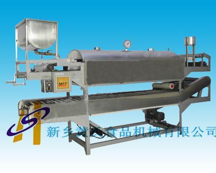 供应蒸汽型凉皮机丨 全自动蒸汽型凉皮机丨 电脑数控蒸汽型凉皮机