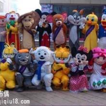 供应做卡通人偶服装我们最专业/销售批发广告气球批发
