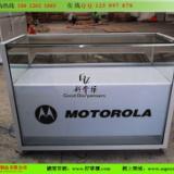 供应摩托罗拉手机柜台定做最新款手机柜