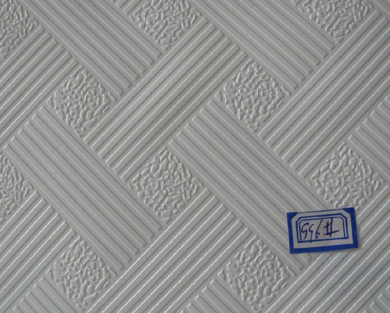 供应 PVC贴面石膏板 PVC贴面石膏板,PVC三防板