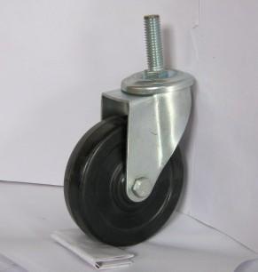 3寸橡胶轮图片/3寸橡胶轮样板图 (2)