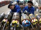 维修进口电机水泵修理图片