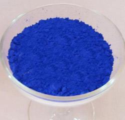 蓝色染料专用钴蓝图片