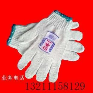 日本一棉纱手套针织手套图片
