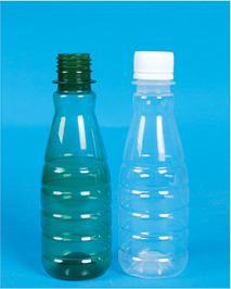 供应热灌装瓶 透明塑料瓶 塑料瓶盖