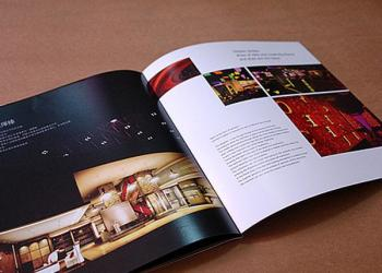 宣传品设计印刷服务无锡印刷报价图片