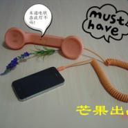 POPPHONE防辐射手机听筒图片