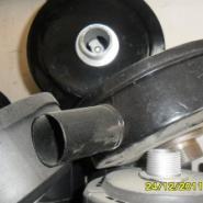 捷豹空压机消声器图片