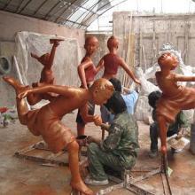 供应杭州玻璃钢雕塑厂