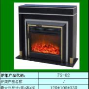 FS02欧壁火伏羲套装壁炉图片