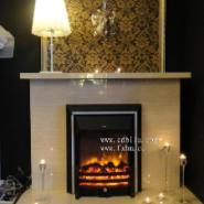 重庆壁炉装饰公司壁炉仓库图片