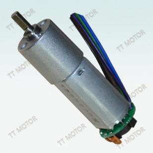 FF130电机配20mm减速器图片