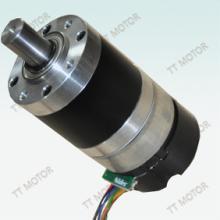 供应用于保健电器的42mm无刷减速电机带编码器,