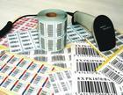条码标签/空白打印标签/流水码贴图片