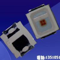 供应2835红光中功率贴片灯珠0.5W纯金线封装品质保证620-630nm