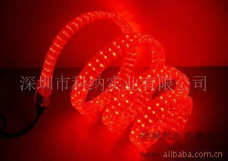 供应5050软灯条红光一米60灯图片