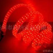 5050软灯条红光一米60灯