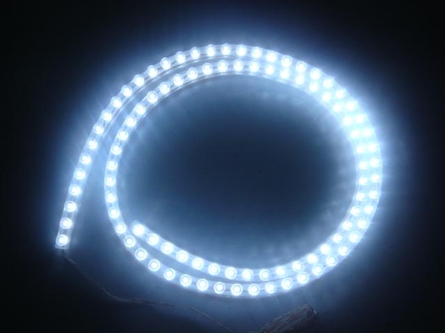供应5050软灯条白光一米60灯图片
