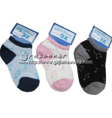 短筒童袜图片/短筒童袜样板图 (3)