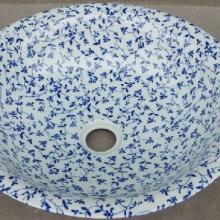 供应青花陶瓷台盆,卫浴陶瓷,来样定制景德镇瓷器,景德镇陶瓷厂,批发陶瓷厂
