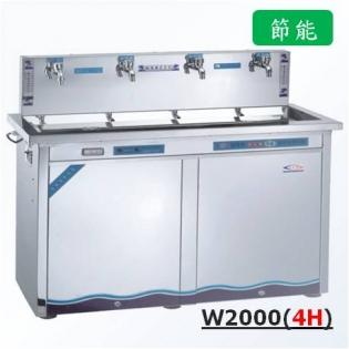 供应豪华型4龙头节能饮水机