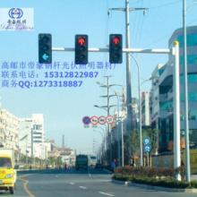 揚州框架式交通信號燈桿廠家、八角交通信號燈價格、框架式交通信號燈桿供應商圖片