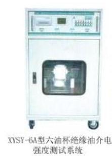 六油杯绝缘油介电强度测试系统报价图片