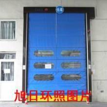 供应北京雷达自动背带门 地下停车场堆积门 电动自动堆积门