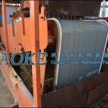 供应安徽凤阳石英砂除铁用平板磁选机,可除到0.01以下。高科机械批发