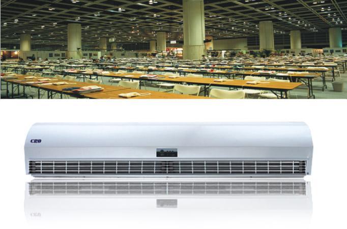 供应RM2512上吸风型离心式单温型风幕机