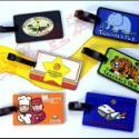 直销箱包行李挂牌卡通行李牌