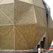 扬州防腐木材加工厂图片