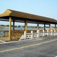 苏州景观工程防腐木工程