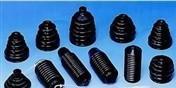供应青岛工程机械橡胶底盘件胶管防尘