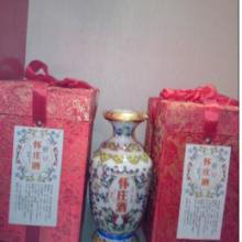 供应酱香型白酒景德镇花瓶封坛酒丨怀庄酒怎么样丨怀庄酒生产商图片