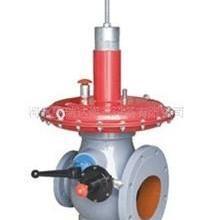 供应工业用大流量 NQ型系列燃气调压器 自带切断功能 体积小 操作方便批发