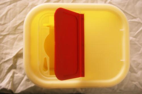 供应3L方形利器盒