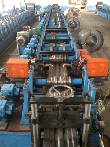 供应文件橱柜成型冷弯机 潍坊冷弯机械设备厂家首选潍坊奥腾